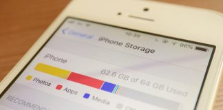iPhone storage Other files feat.