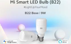 mi smart LED bulb B22 launched india