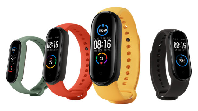 mi smart band 5 - features and specs