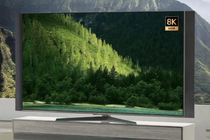 mi tv master - 8K 82-inch mini-LED 5G support