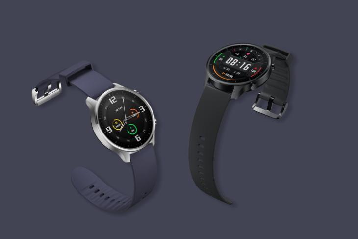 mi watch revolve launched india