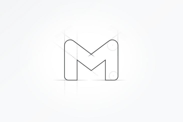 new gmail logo teaser