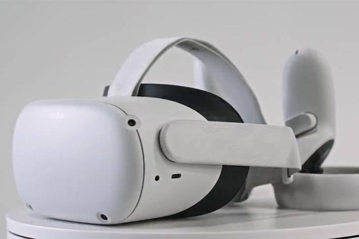 oculus quest 2 vr leaked