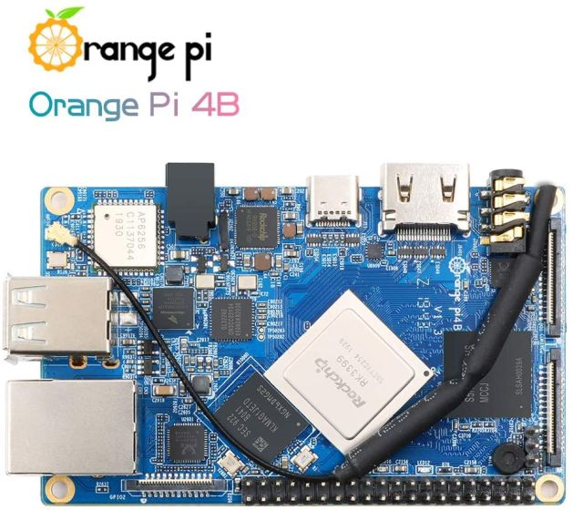 2. Orange Pi 4B