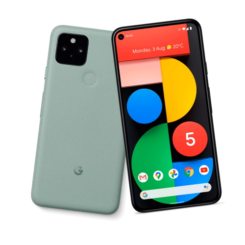 pixel 5 green - full