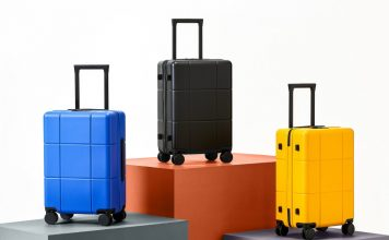 realme adventurer luggage - realme suitcase