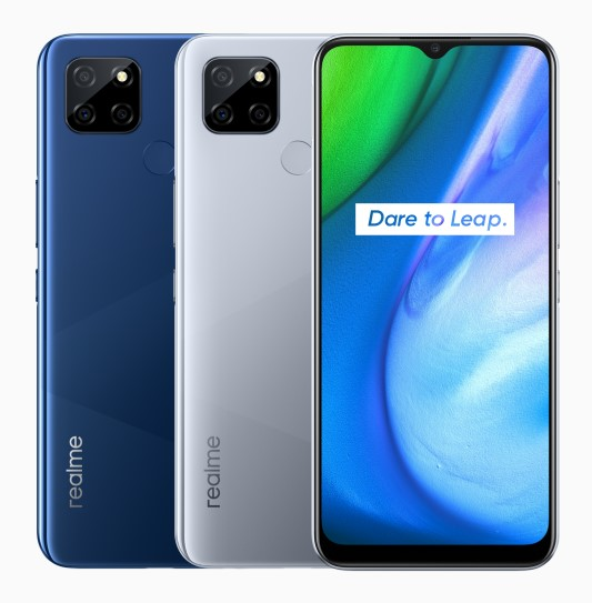Realme V3 5G Debuts as the World's Cheapest 5G Smartphone; Price Starting at CNY 999