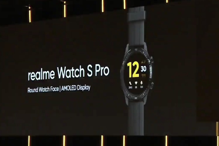 realme watch s pro details leaked