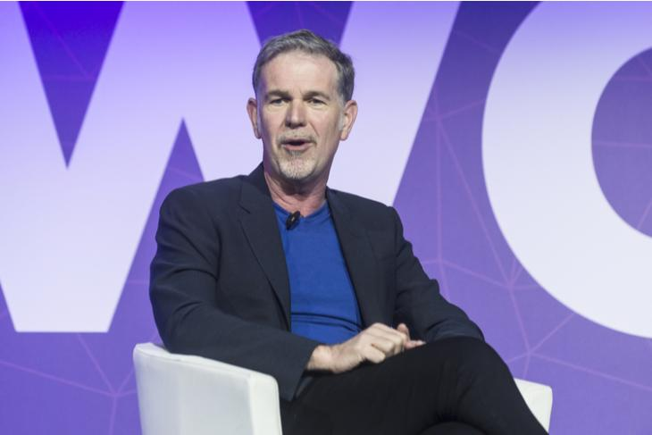 reed hastings on work from home feat.