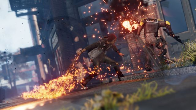 7. inFamous: Second Son