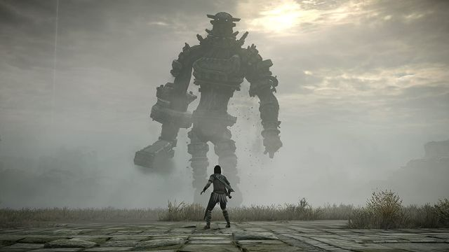 14. Shadow of the Colossus