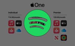 spotify apple one monopoly