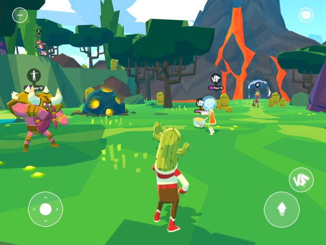 Super Mega Mini Party Games Like Fall Guys for Android and iOS