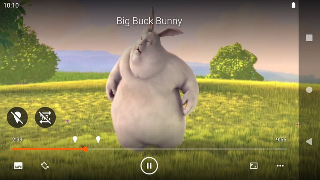 vlc 3.3 player page