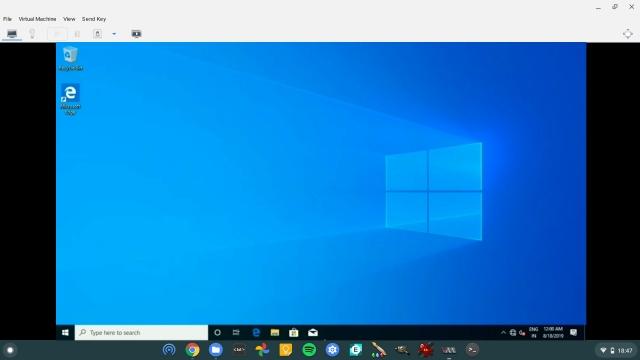 run windows 10 on chromebook 3