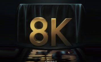 xiaomi 8k mi tv launch date