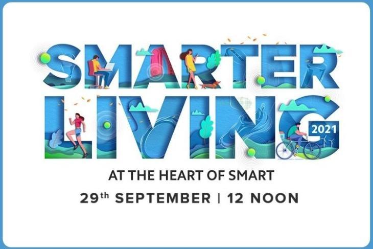 xiaomi smarter living event india; mi band 5, mi watch revolve, and automatic soap dispenser