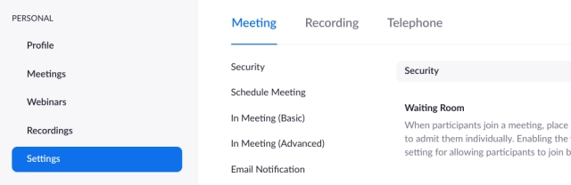 How to Enable End-to-End Encryption on Zoom