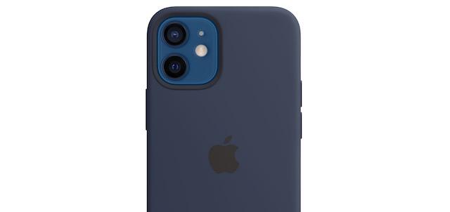 1. Apple Silicone Case for iPhone 12 mini