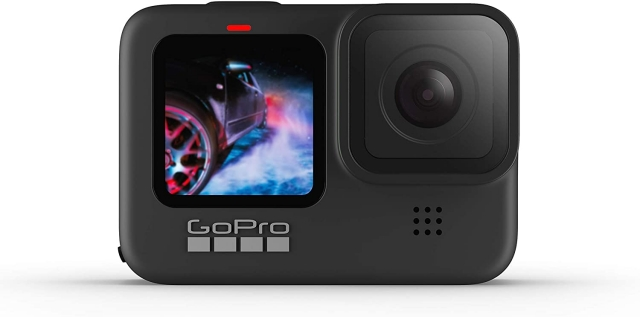 2. GoPro Hero9 Black GoPro Hero 8 Black Alternatives