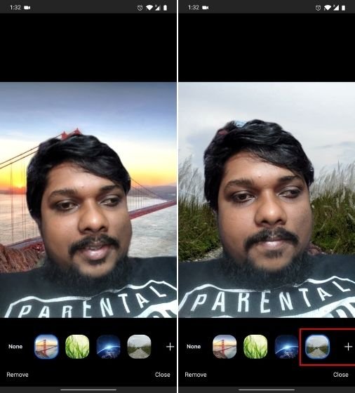 Add Zoom Virtual Backgrounds on Android