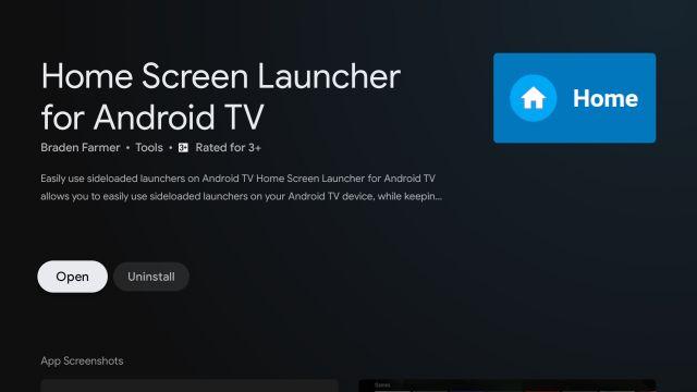 Installez Google TV sur Android TV