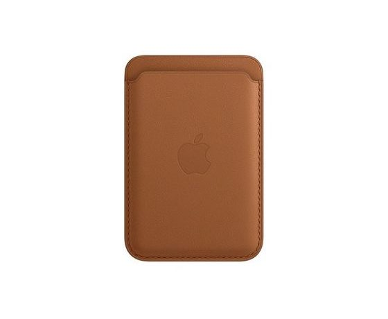 9. Apple Leather Wallet with MagSafe