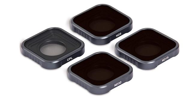4. Fstop Labs 4 Pack Lens Filters