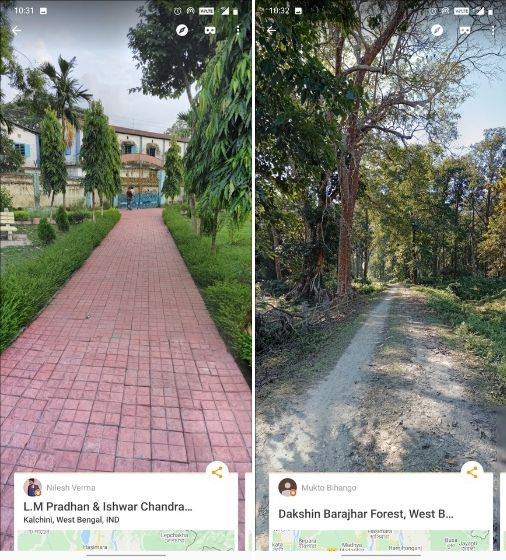 4. Google Street View