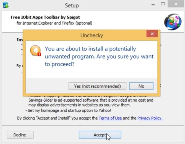 How to Automatically Skip Bundled Adware on Windows 10