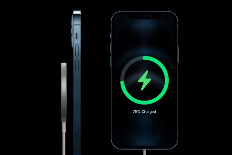 sạc không dây cho iPhone 12 Pro Max 5