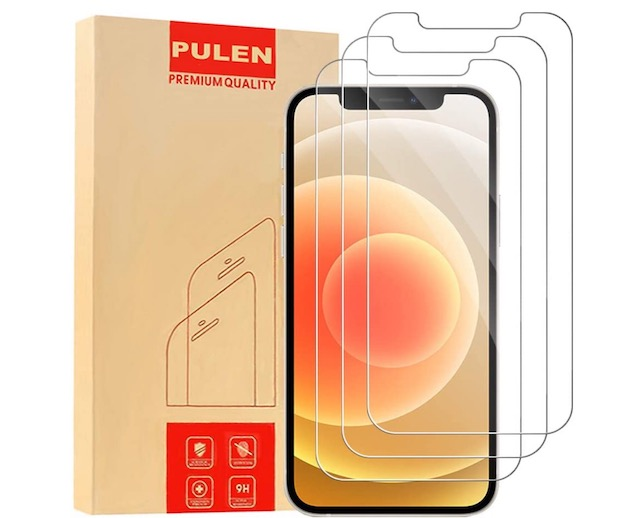 8. PULEN for iPhone 12 Mini Screen Protector