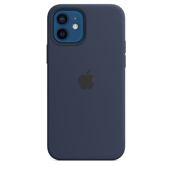 1. Official iPhone 12 Pro Silicone Case by Apple