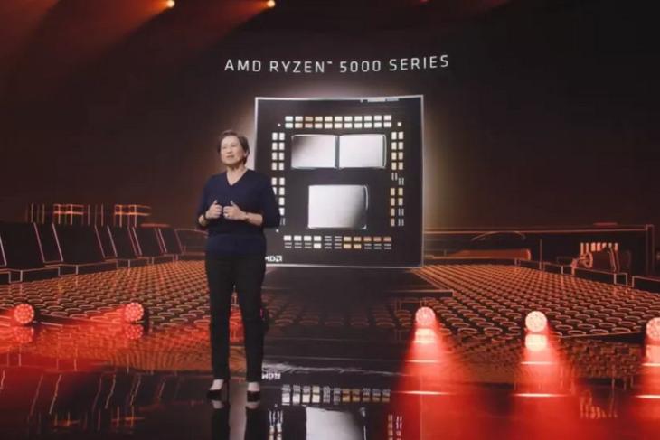 AMD Ryzen 5000 website