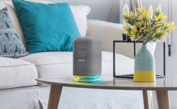 Acer Halo google assistant smart speaker