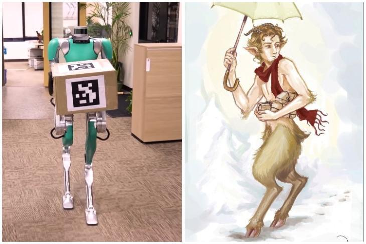 Agility robotics' digit robot feat.