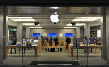 Apple stores as delivery hubs feat.