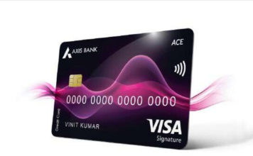 Axis Bank ACE Credit Card launched in partnership with Google Pay and VISA