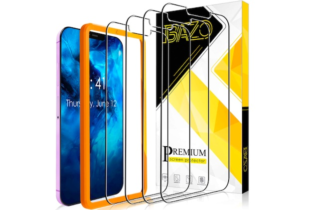BAZO 4 Pack Screen Protector