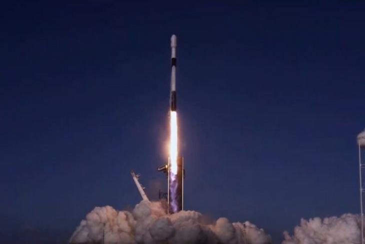 Falcon 9 website