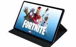 Fortnite 90FPS on Galaxy Tab S7,S7+ feat.