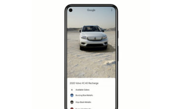 Google Search Will Soon Show AR Cars in Search Results