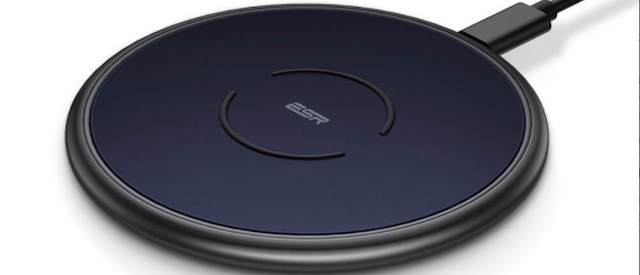 HaloLock Magnetic Wireless Charger