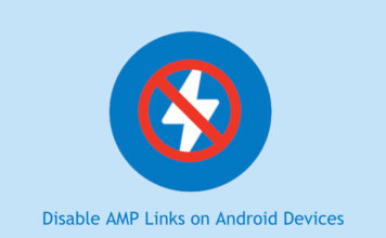 How to Disable AMP Links on Android Devices in 2020