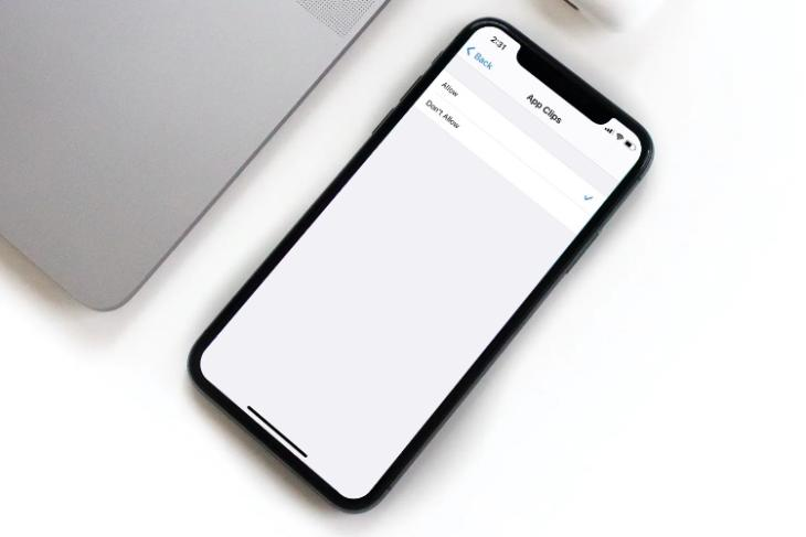 How to Restrict App Clips in iOS 14 on iPhone