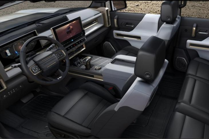 Hummer EV unreal engine-powered system feat.