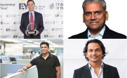 Indian tech billionaires feat.