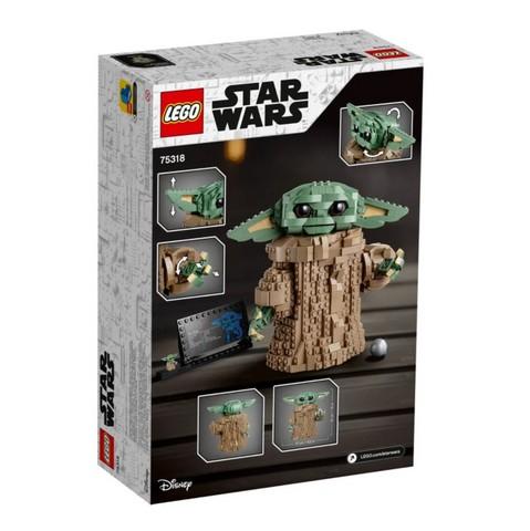 Lego baby yoda 3