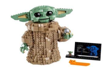 Lego baby yoda feat.