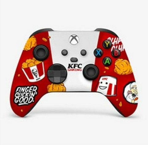 Microsoft x KFC giveaway 2
